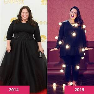 Melissa McCarthy Weight Loss [2017] Before and After Pics