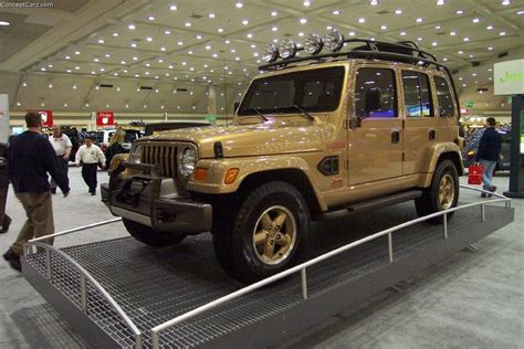 Jeep Dakar by 1997 Jeep Dakar Concept Images Photo Jheep Dakar
