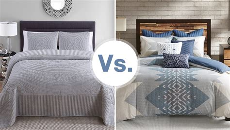 what is a duvet cover duvet vs comforter what are the differences