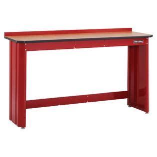 craftsman  workbench red