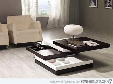 beautiful livingrooms 15 modern center tables made from wood home design lover