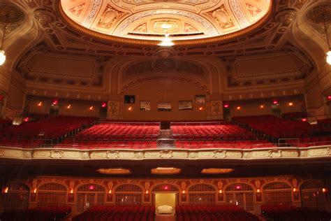Seating Charts  Rialto Square Theatre