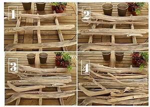 Branche De Bois Deco : tableau v g tal en bois flott au fil de l 39 eau bois flott ~ Teatrodelosmanantiales.com Idées de Décoration