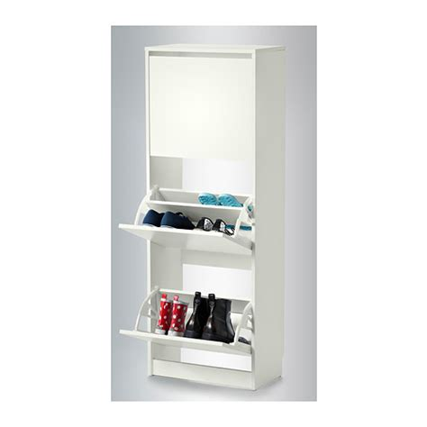 ikea bissa shoe cabinet 3 bissa shoe cabinet with 3 compartments ikea helps you