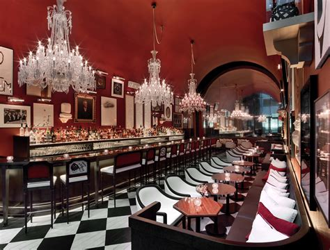 15 chic new york city bars for design lovers photos architectural digest