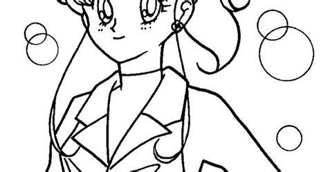 Kino Makoto Coloring Page // #sailormoon