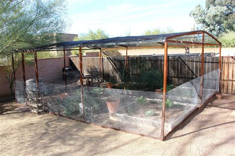 Custom Garden Enclosure By Simpatico Builders, Inc