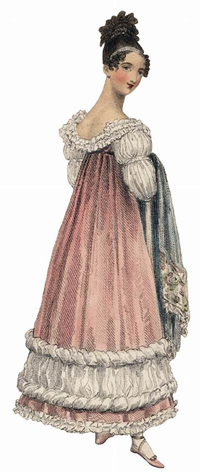 Regency Colors Clothing History Ink Pinks