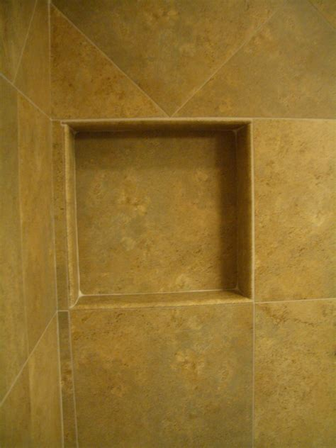 shower niche how to build a niche for your shower part 4