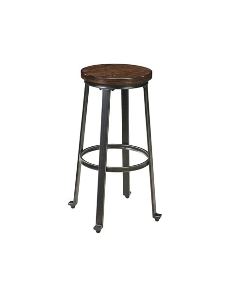Vintage Wood And Metal Bar Stools by Challiman Tall Stool Set Of 2 D307 130 Bar Stools