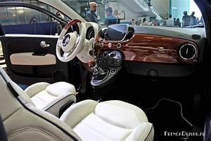 Fiat 500 Interieur : nouvelle fiat 500 riva le plus petit yacht du monde french driver ~ Gottalentnigeria.com Avis de Voitures