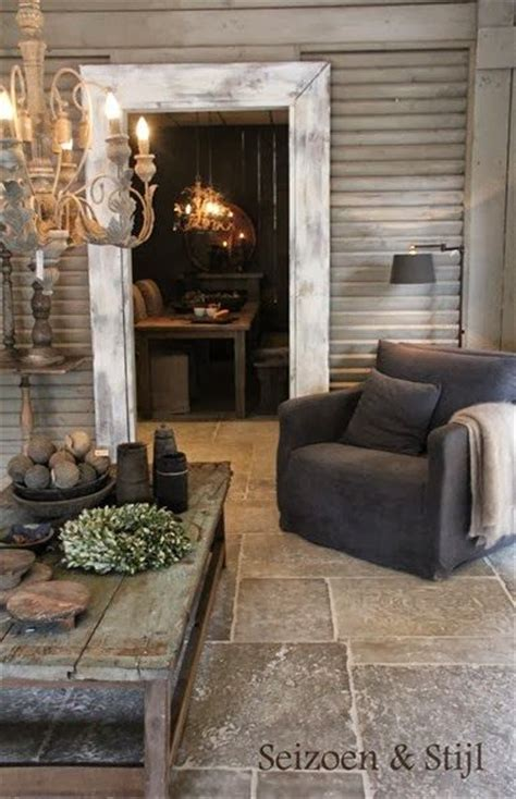 floor ls rustic decor that chair and table from house to home pinterest