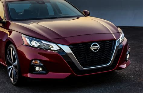 nissan altima engine specs