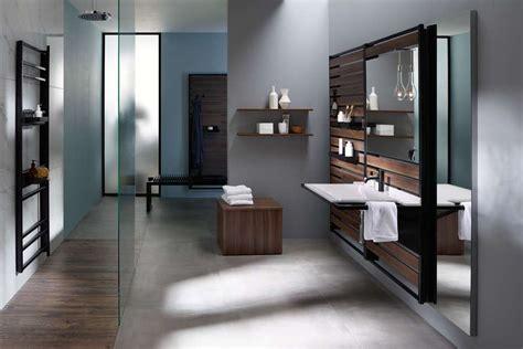 Flexible Inneneinrichtungen Sind Für Das Moderne Bad