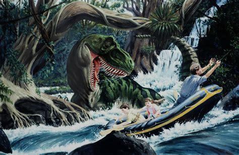 Jurassic Jungle Boat Ride Wiki by Tyrannosaurus Rex Novels Jurassic Park Wiki Fandom