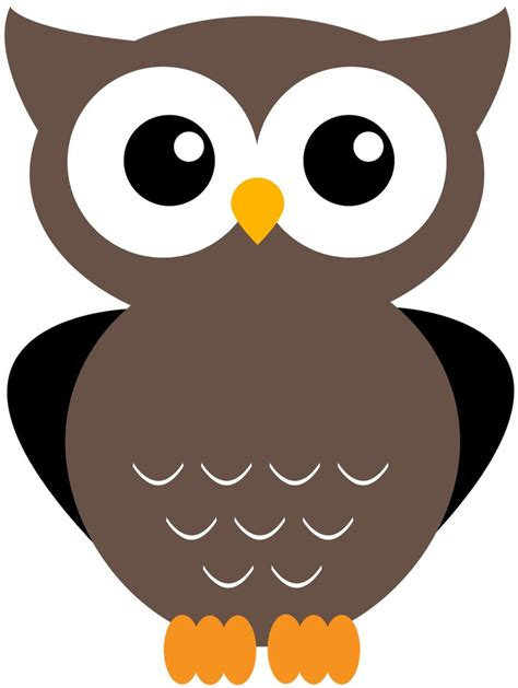 Owl Clip Free 123 Best Owl Clipart Images By Crafty Annabelle On