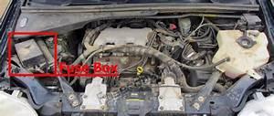 Fuse Box Diagram  U0026gt  Pontiac Montana  1998