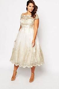 Vetement Femme Pour Mariage : tenue de mariage invit femme grande taille des robes pour toute les tailles ~ Dallasstarsshop.com Idées de Décoration