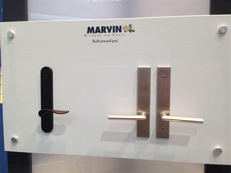 marvin door hardware options ot glass