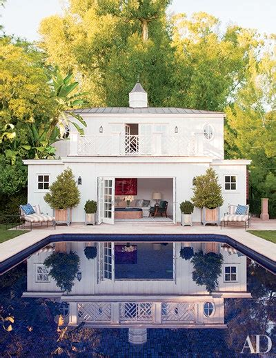 poolhouse ideas design inspiration architectural digest