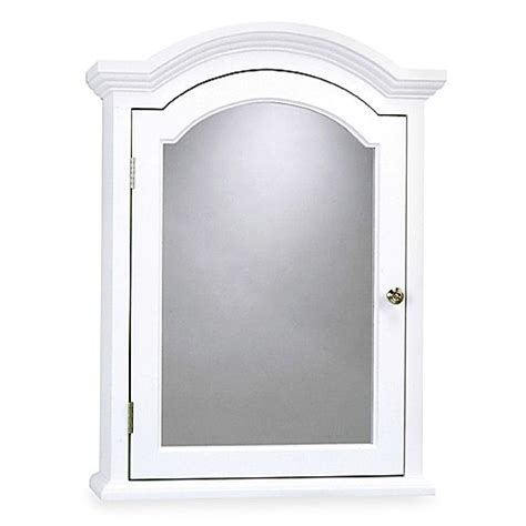 Arched Medicine Cabinet by Arch Crown Molding White Medicine Cabinet Bed Bath Beyond