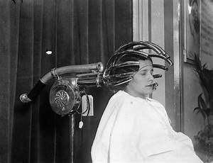 These Early Hair Dryers From The 1920s Look Like They Are