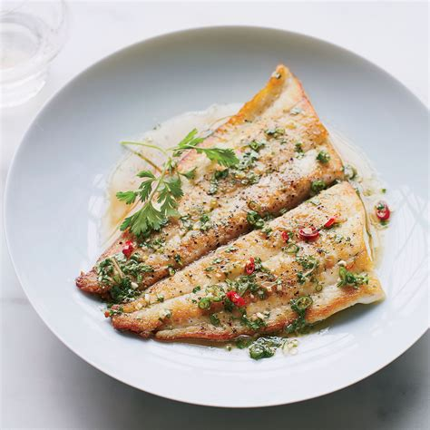 cuisine sole seared sole with lime sauce recipe kuniko yagi food wine