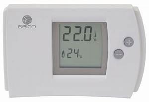Termostato Digital Para Calefacci U00f3n Seico Al210