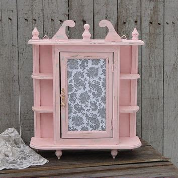 shabby chic kitchen wall cabinets shop distressed wall cabinet on wanelo