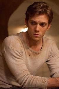 Jake Abel as Ian O'Shea and Luke Castellan and Mark James ...