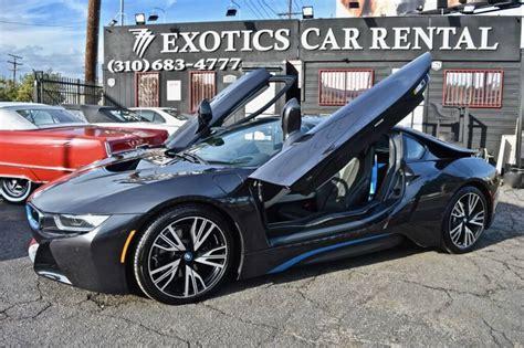 Exotic Car Rental 777 Bmw I88  777 Exotic Car Rental Los