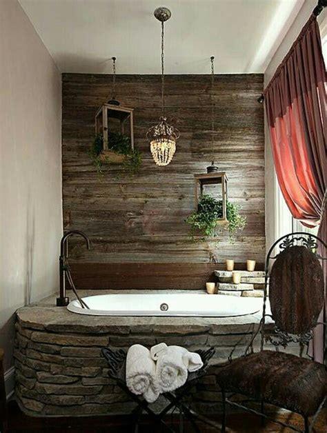 rustic bathtub tile surround master bath tub surround rustic mountain house design