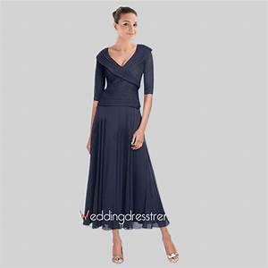 mother of the groom tea length wedding dresses dress With dress for wedding mother of groom