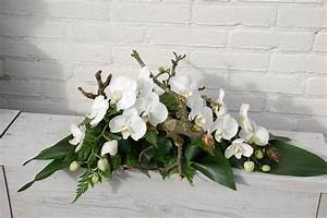 Beerdigung Schöne Ideen : rouwarrangement met witte orchideeen grabgesteck beerdigung blumen blumen und blumen gestecke ~ Eleganceandgraceweddings.com Haus und Dekorationen
