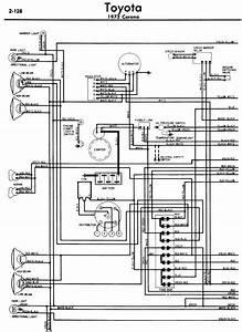 Toyota Avensis Wiring