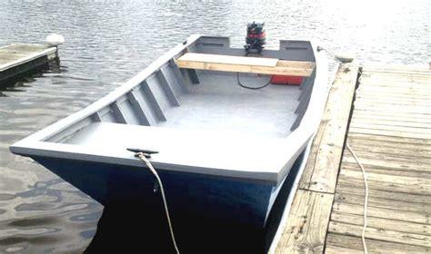 spira international  wye river garvey power dory plans