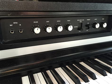 yamaha cp  electric grand piano reverb