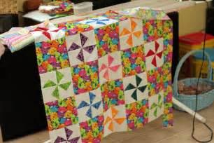 Baby Pinwheel Quilt Pattern