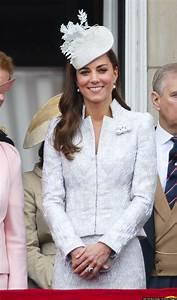 Kate Middleton, Duchess Of Cambridge, Celebrates Queen's ...