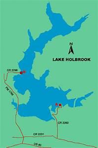 Lake Holbrook Access