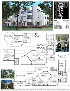 Online Two Story Family House Plans  Home Floor Plan  New
