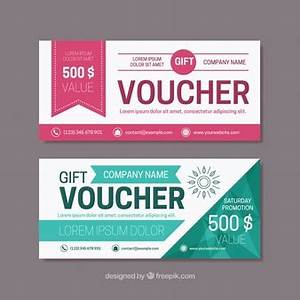 Voucher Vectors, Photos and PSD files   Free Download