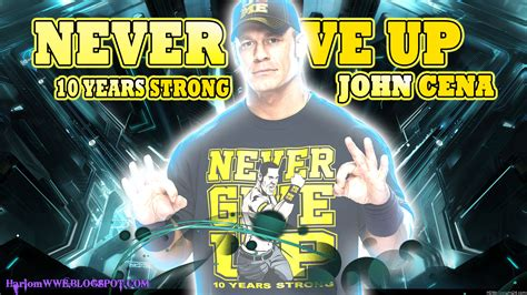 john cena  give  quotes wallpaper