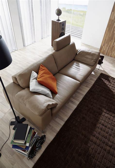 grand canapé design grand canapé 3 places design en cuir idyl