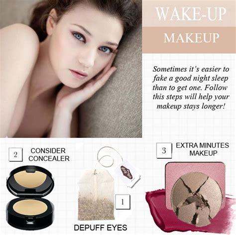 wakeup makeup makeup wake  makeup