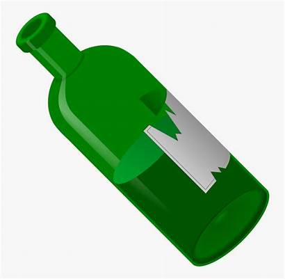 Bottle Clipart Glass Broken Clipartkey