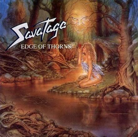 Savatage  Edge Of Thorns  Reviews Encyclopaedia