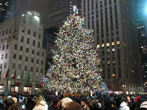 christmas   york city rockefeller center christmas