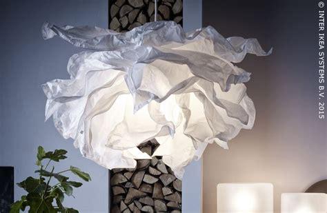 ikea abat jour suspension un int 233 rieur dans les nuages abat jour suspension krusning ikeabe 233 clairage design le