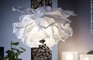 Abat Jour Nuage : un int rieur dans les nuages abat jour suspension krusning ikeabe clairage design lampe ~ Teatrodelosmanantiales.com Idées de Décoration